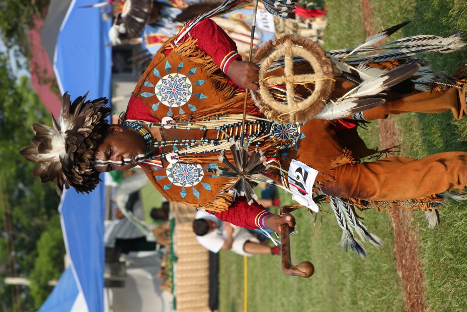 MASHPEE WAMPANOAG INDIAN TRIBE FIRST PEOPLE OF THE LIGHT HELD THEIR 91st ANNUAL POW-WOW-16