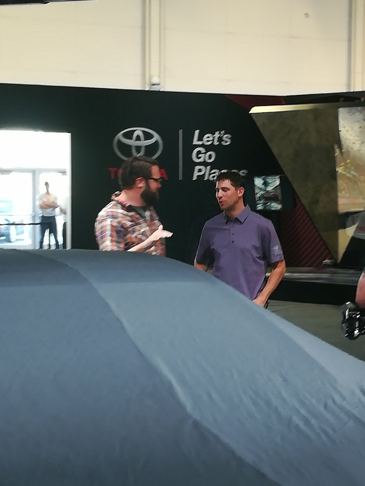 2017 SEMA and AAPEX Show: Las Vegas Convention Center and Sands Convention Center, Las Vegas, Nevada 51