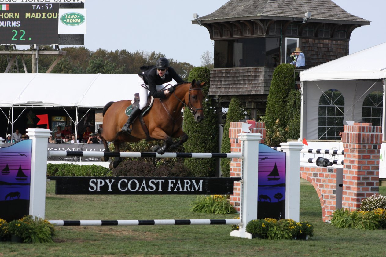 The Hampton Classic 37th annual world class horse show is coming soon