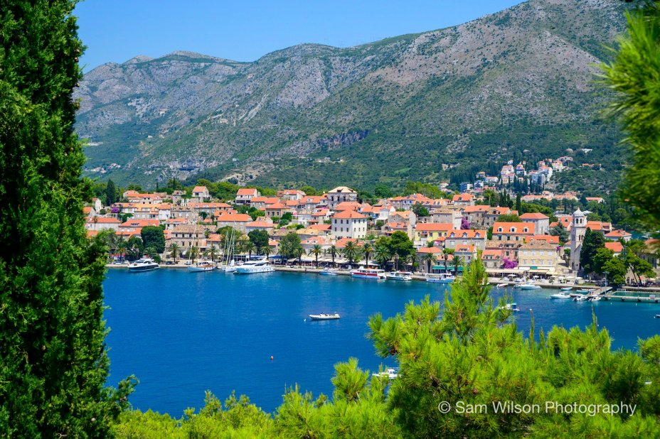 Cavtat and the old City of Dubrovnik in Croatia 17