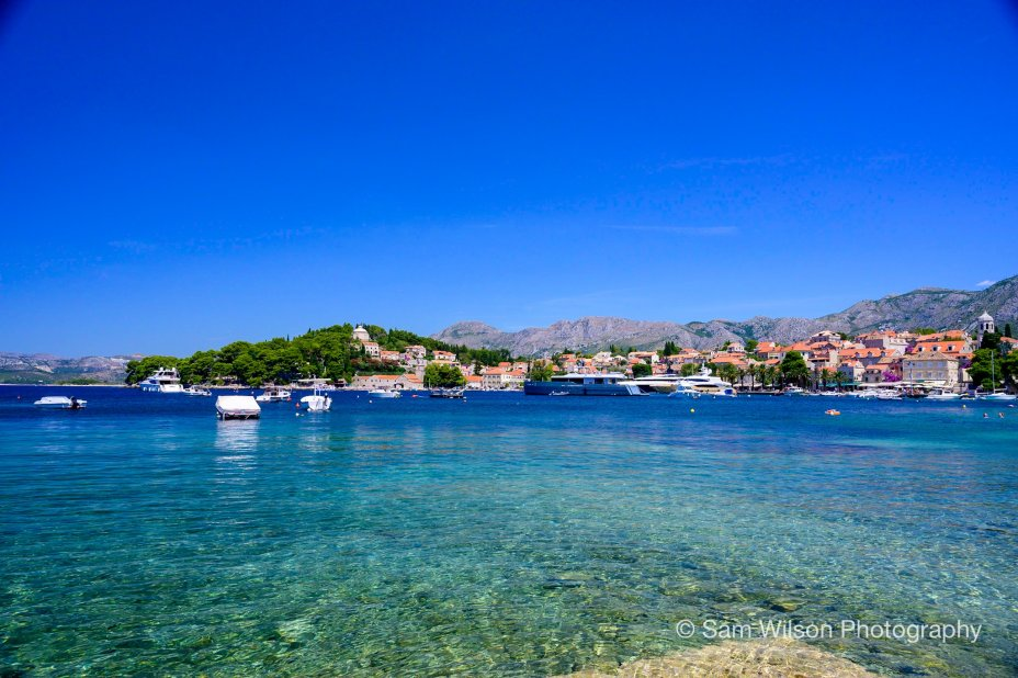 Cavtat and the old City of Dubrovnik in Croatia 12