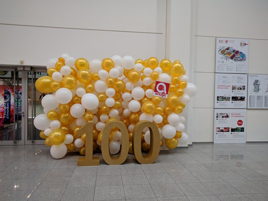 ANUGA 2019: Celebrating 100 years of ANUGA on the pulse of time and the Taste of PARAGUAY (Biennial Fair, Koelnmesse) 5