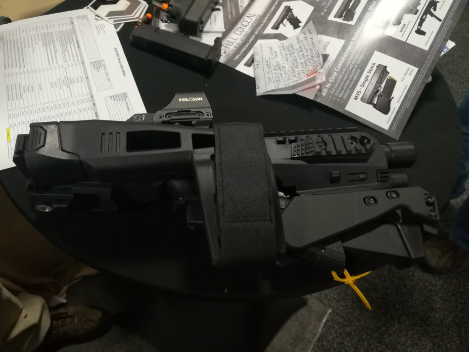 2019 SHOT Show: Sands Expo and Convention Center, Las Vegas, NV (January 22 to 25, 2019) 23