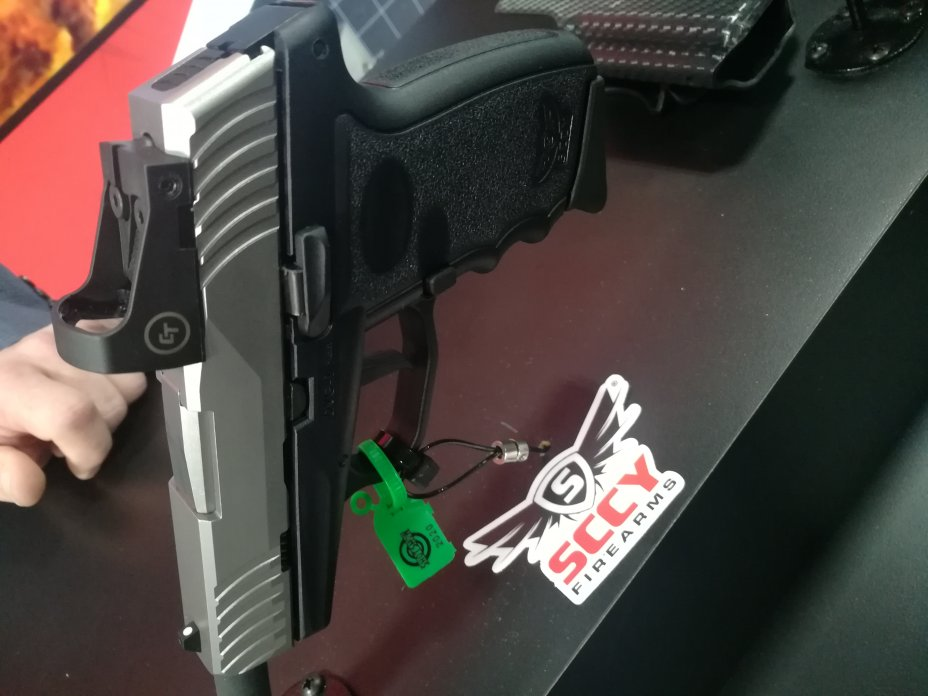 Shot Show 2020: New Guns for 2020 introduced at the NSSF Shot Show, Sands Convention Center, Las Vegas, Nevada 31