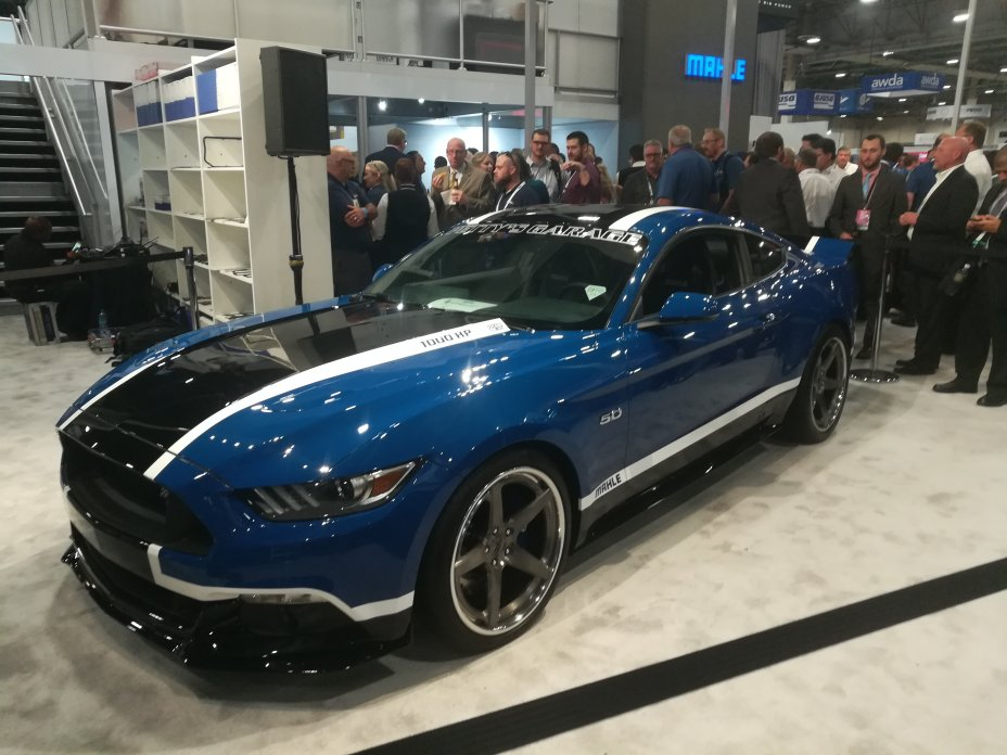 2017 SEMA and AAPEX Show: Las Vegas Convention Center and Sands Convention Center, Las Vegas, Nevada 72