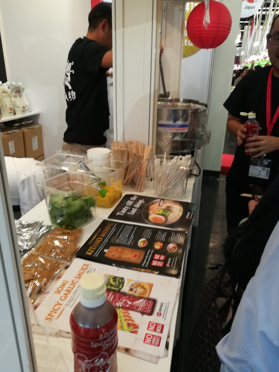 ANUGA 2017: Biennial Food Fair at Cologne Exhibition Fair Grounds (Koelnmesse), Cologne, Germany 43