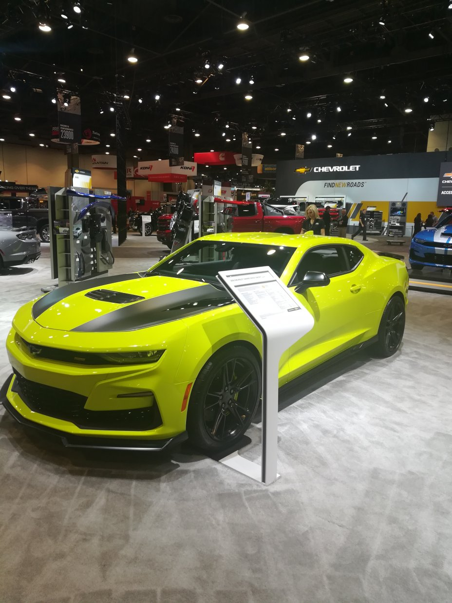 2018 SEMA and AAPEX Show: Las Vegas Convention Center and Sands Convention Center, Las Vegas, NV, HIghlitghts, Concept Cars.  24