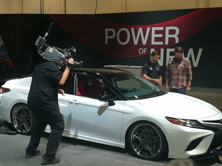 2017 SEMA and AAPEX Show: Las Vegas Convention Center and Sands Convention Center, Las Vegas, Nevada 48