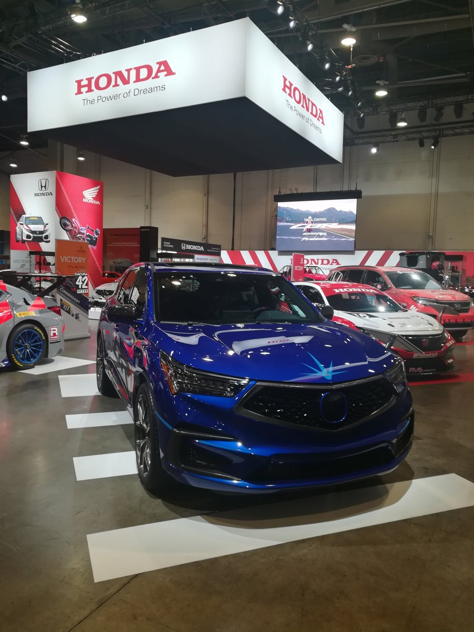 2018 SEMA and AAPEX Show: Las Vegas Convention Center and Sands Convention Center, Las Vegas, NV, HIghlitghts, Concept Cars.  30