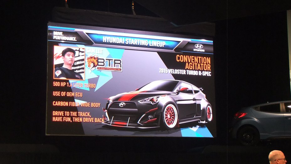 2015 SEMA Show: Annual Premier Automotive Products Trade Event, Las Vegas, Nevada 45