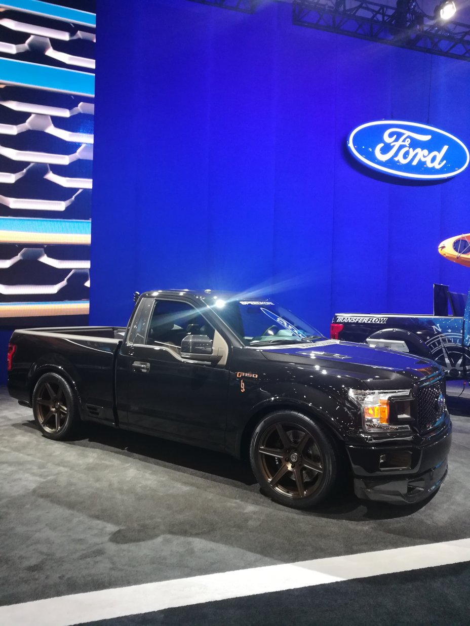 2018 SEMA and AAPEX Show: Las Vegas Convention Center and Sands Convention Center, Las Vegas, NV, HIghlitghts, Concept Cars.  18