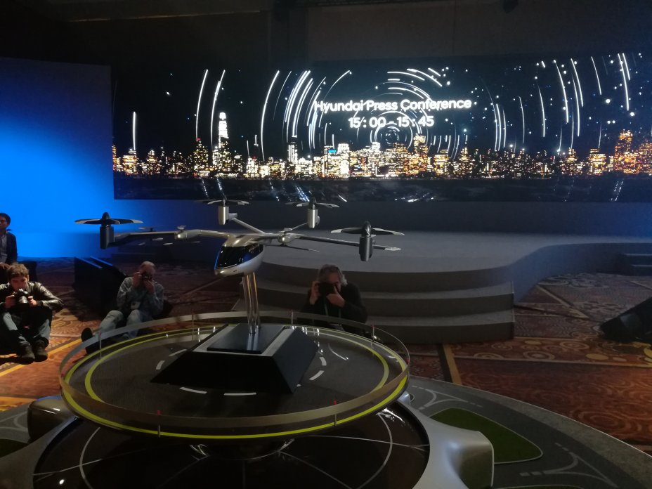 CES 2020: Artificial Intelligence to 5G to Consumer Electronic Companies making Electric Cars and Carmakers making Flying Taxis 69