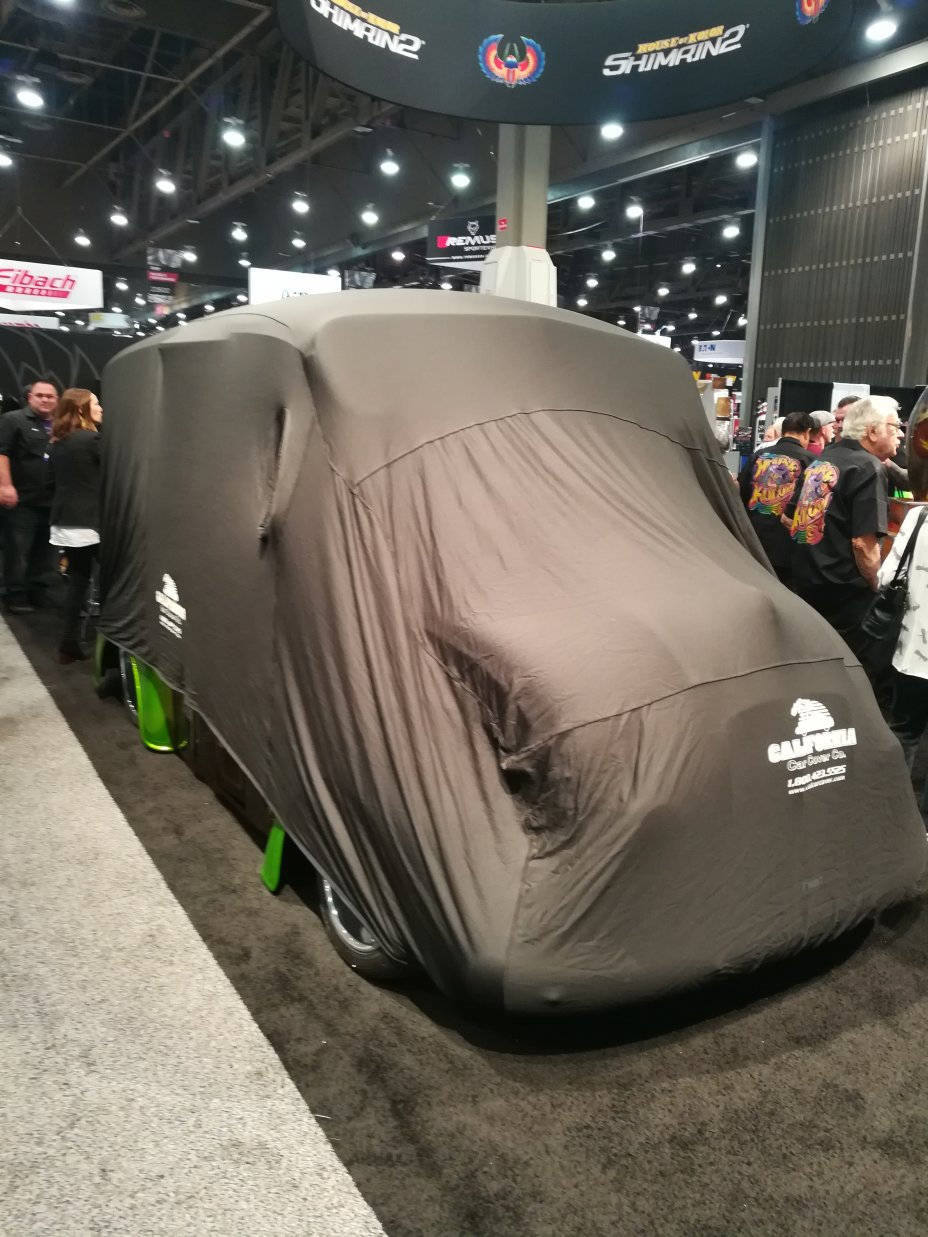 2017 SEMA and AAPEX Show: Las Vegas Convention Center and Sands Convention Center, Las Vegas, Nevada 63