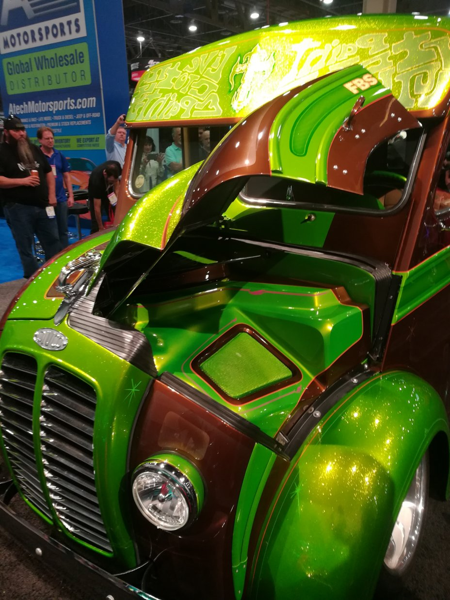 2017 SEMA and AAPEX Show: Las Vegas Convention Center and Sands Convention Center, Las Vegas, Nevada 57
