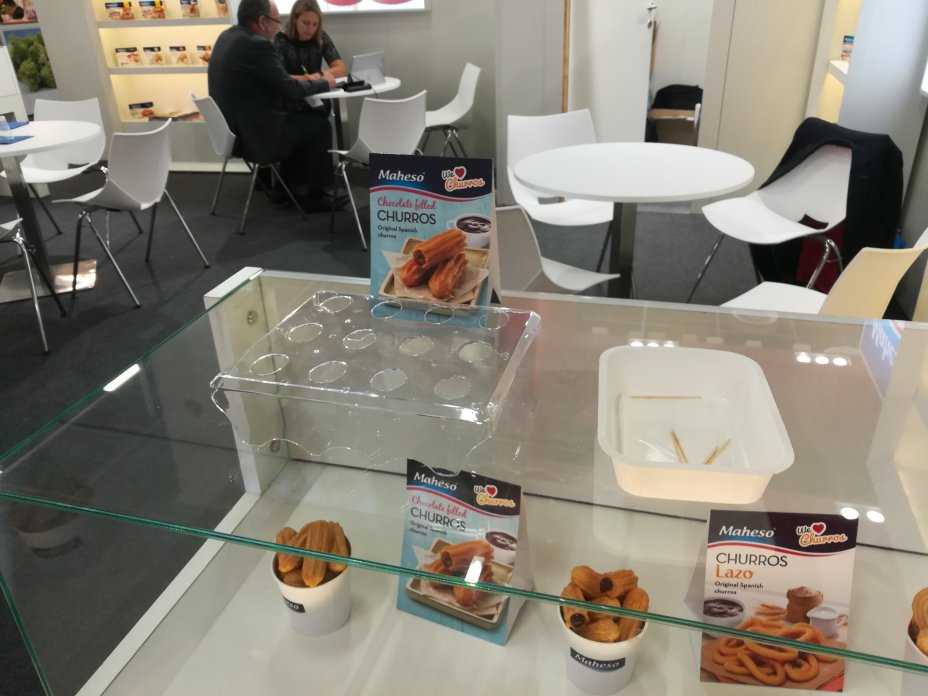 ANUGA 2017: Biennial Food Fair at Cologne Exhibition Fair Grounds (Koelnmesse), Cologne, Germany 58