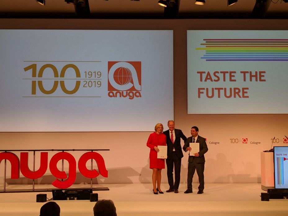 ANUGA 2019: Celebrating 100 years of ANUGA on the pulse of time and the Taste of PARAGUAY (Biennial Fair, Koelnmesse) 15