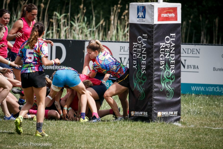 Flanders Open Rugby Festival 16