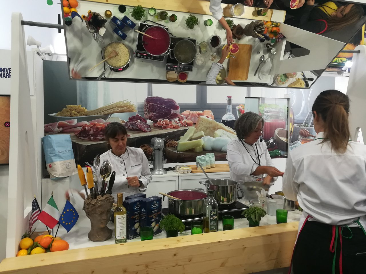 2019 Winter Fancy Food Show (WFFS): Moscone Convention