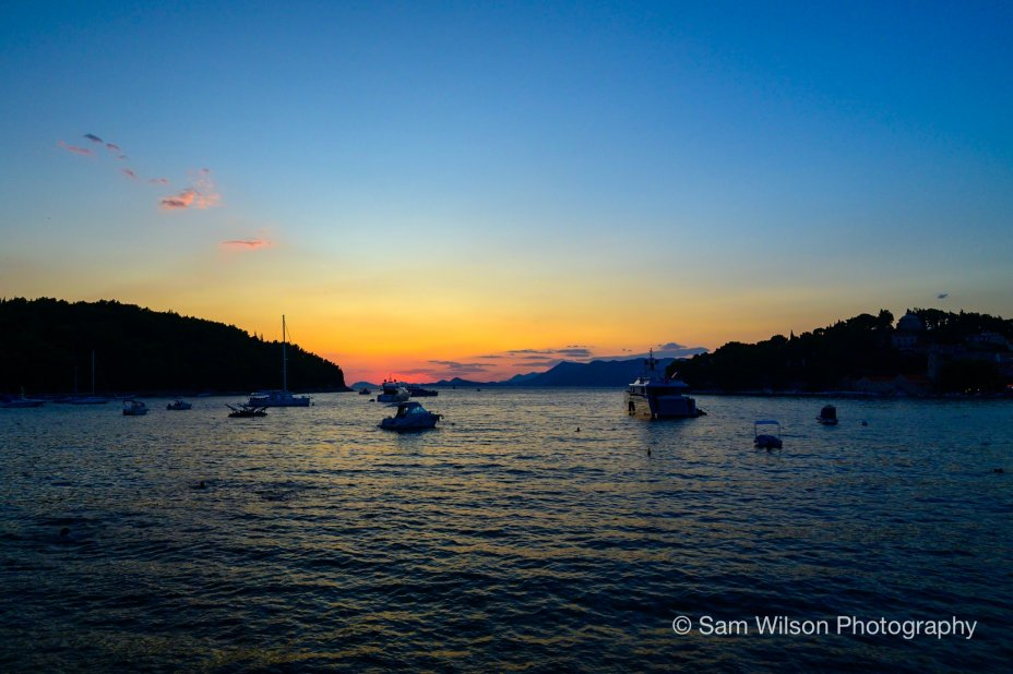 Cavtat and the old City of Dubrovnik in Croatia 10