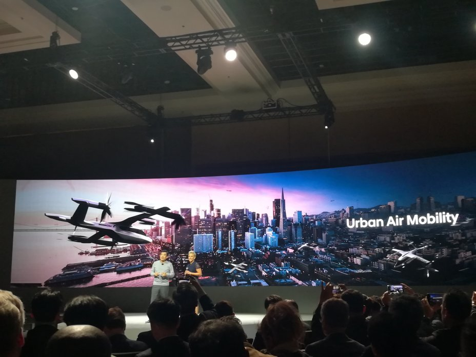 CES 2020: Artificial Intelligence to 5G to Consumer Electronic Companies making Electric Cars and Carmakers making Flying Taxis 70