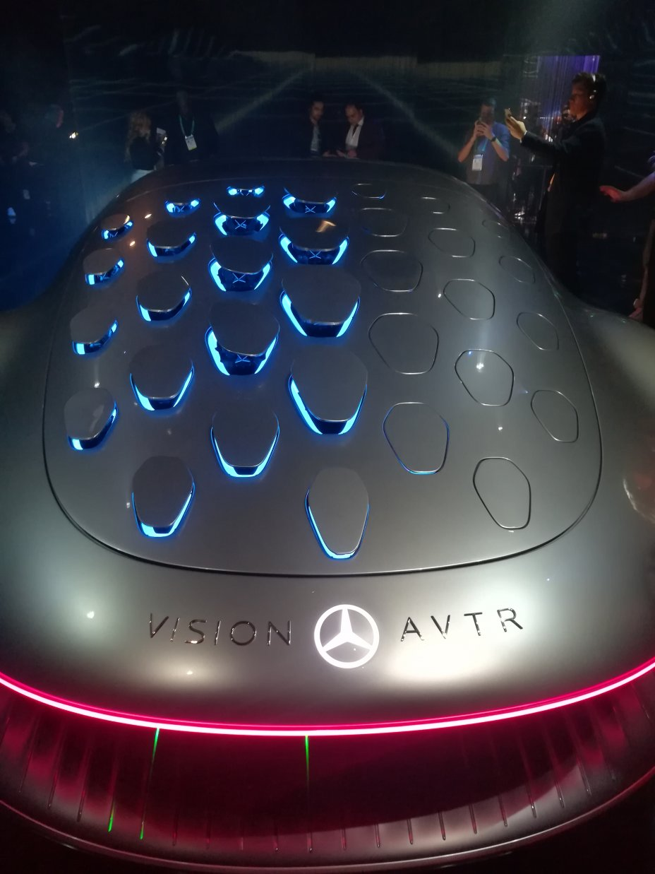 CES 2020: Artificial Intelligence to 5G to Consumer Electronic Companies making Electric Cars and Carmakers making Flying Taxis 61