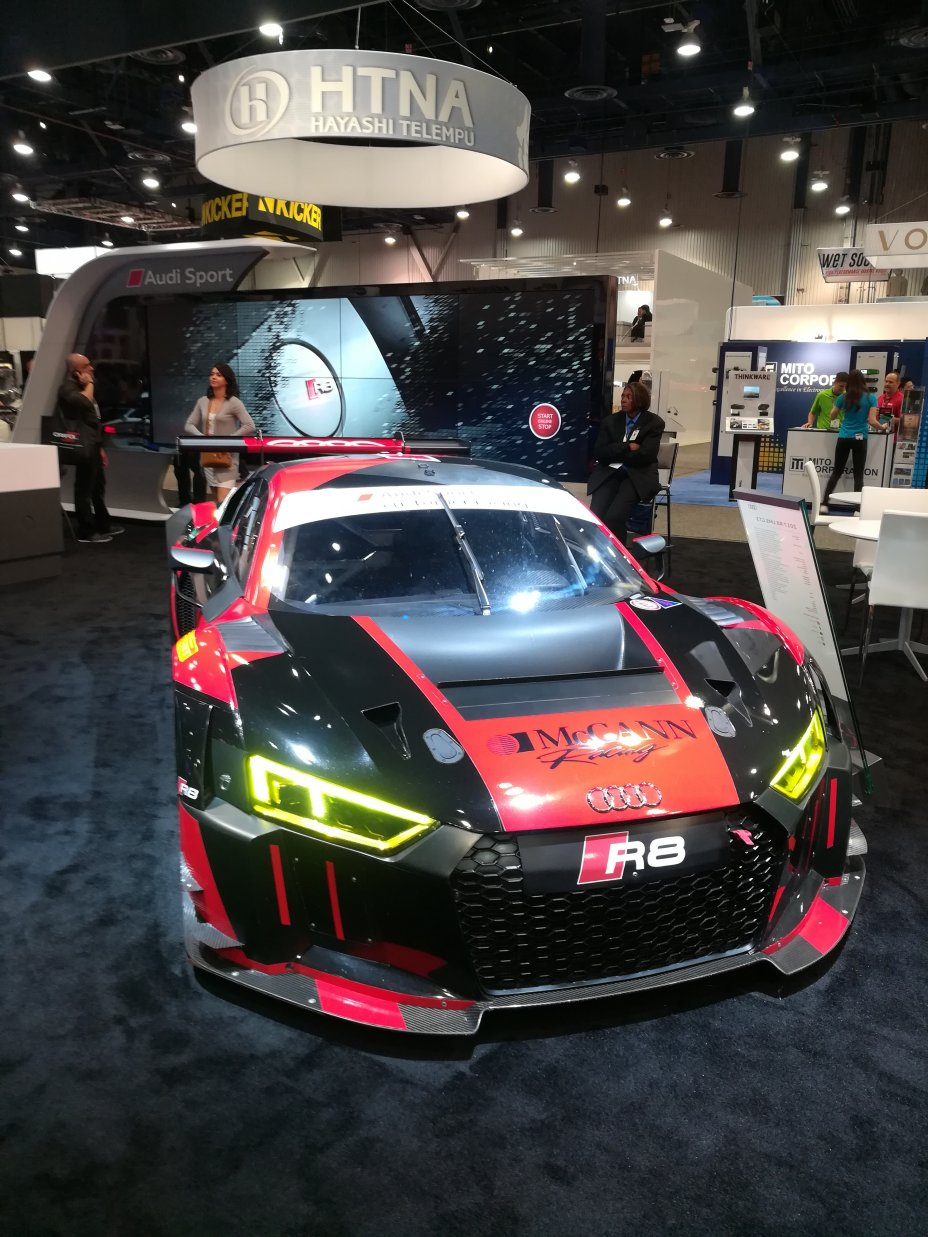2017 SEMA and AAPEX Show: Las Vegas Convention Center and Sands Convention Center, Las Vegas, Nevada 70