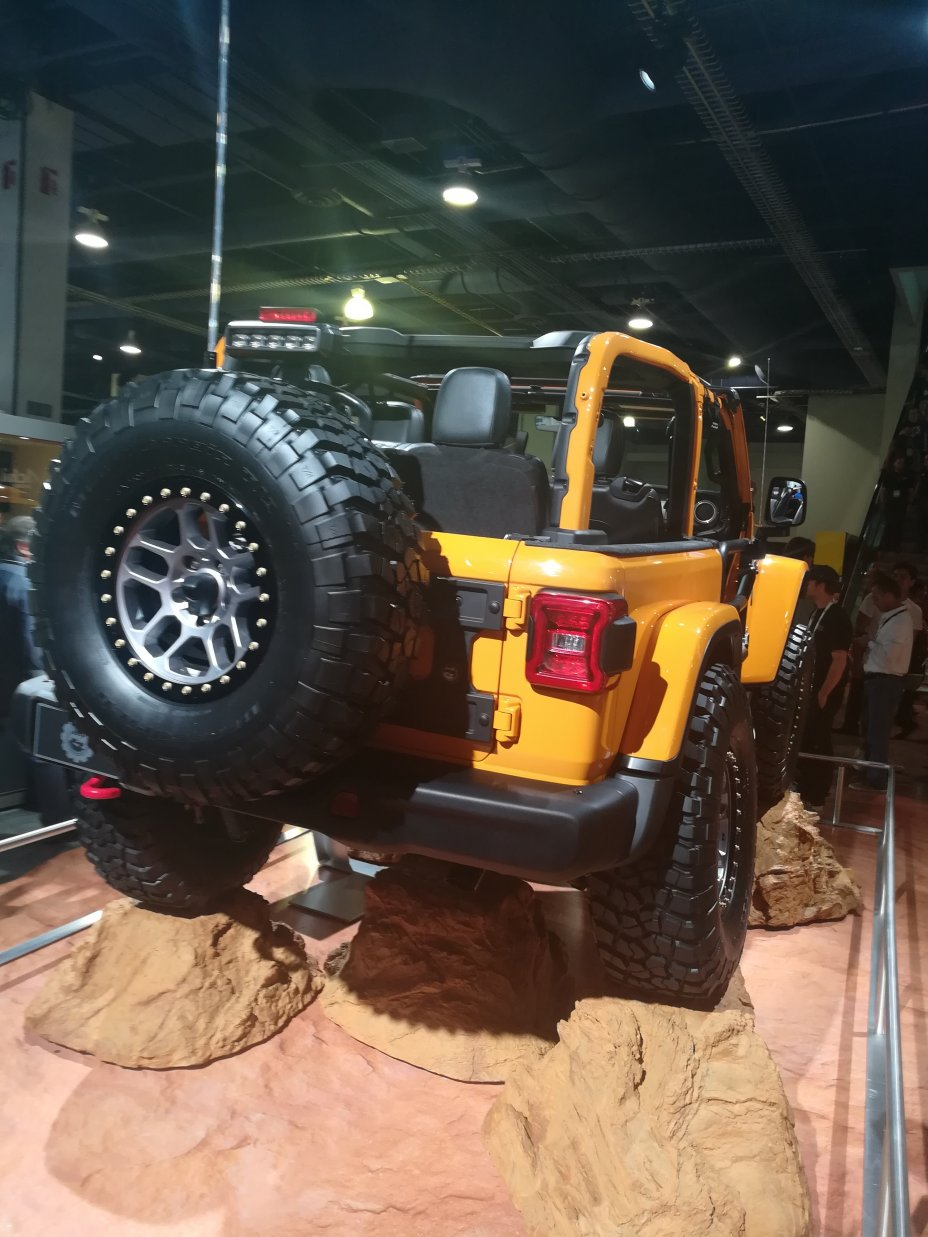 2018 SEMA and AAPEX Show: Las Vegas Convention Center and Sands Convention Center, Las Vegas, NV, HIghlitghts, Concept Cars.  22