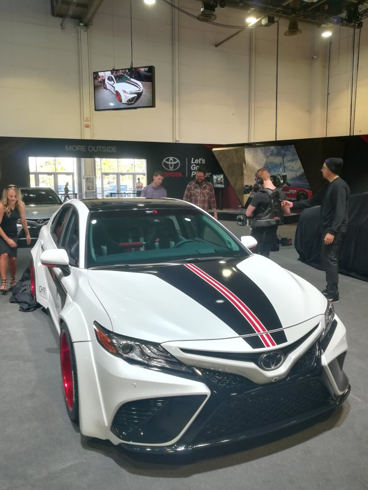 2017 SEMA and AAPEX Show: Las Vegas Convention Center and Sands Convention Center, Las Vegas, Nevada 50