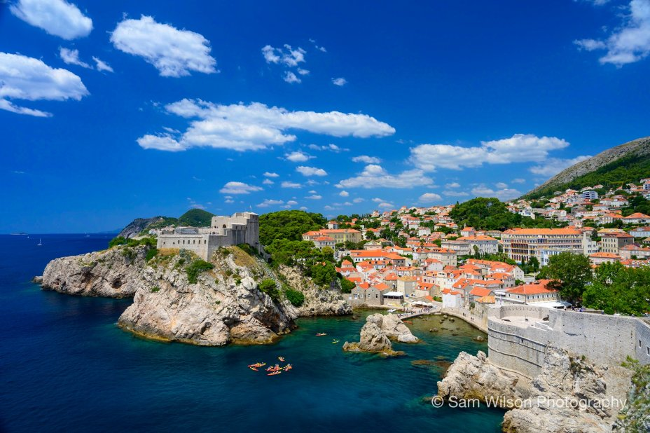 Cavtat and the old City of Dubrovnik in Croatia 6