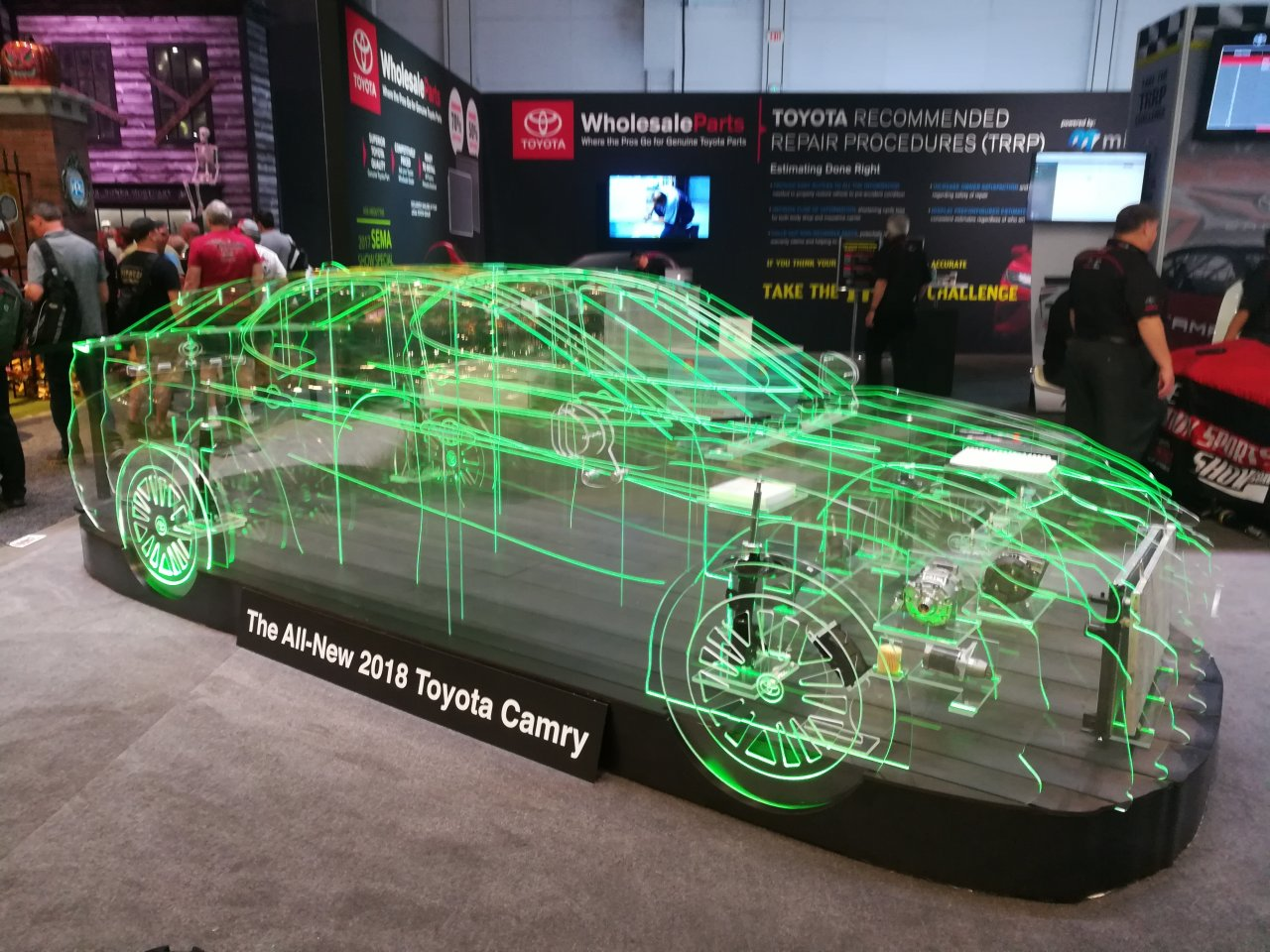 SEMA And AAPEX Show Las Vegas Convention Center And Sands - Car show in vegas 2018