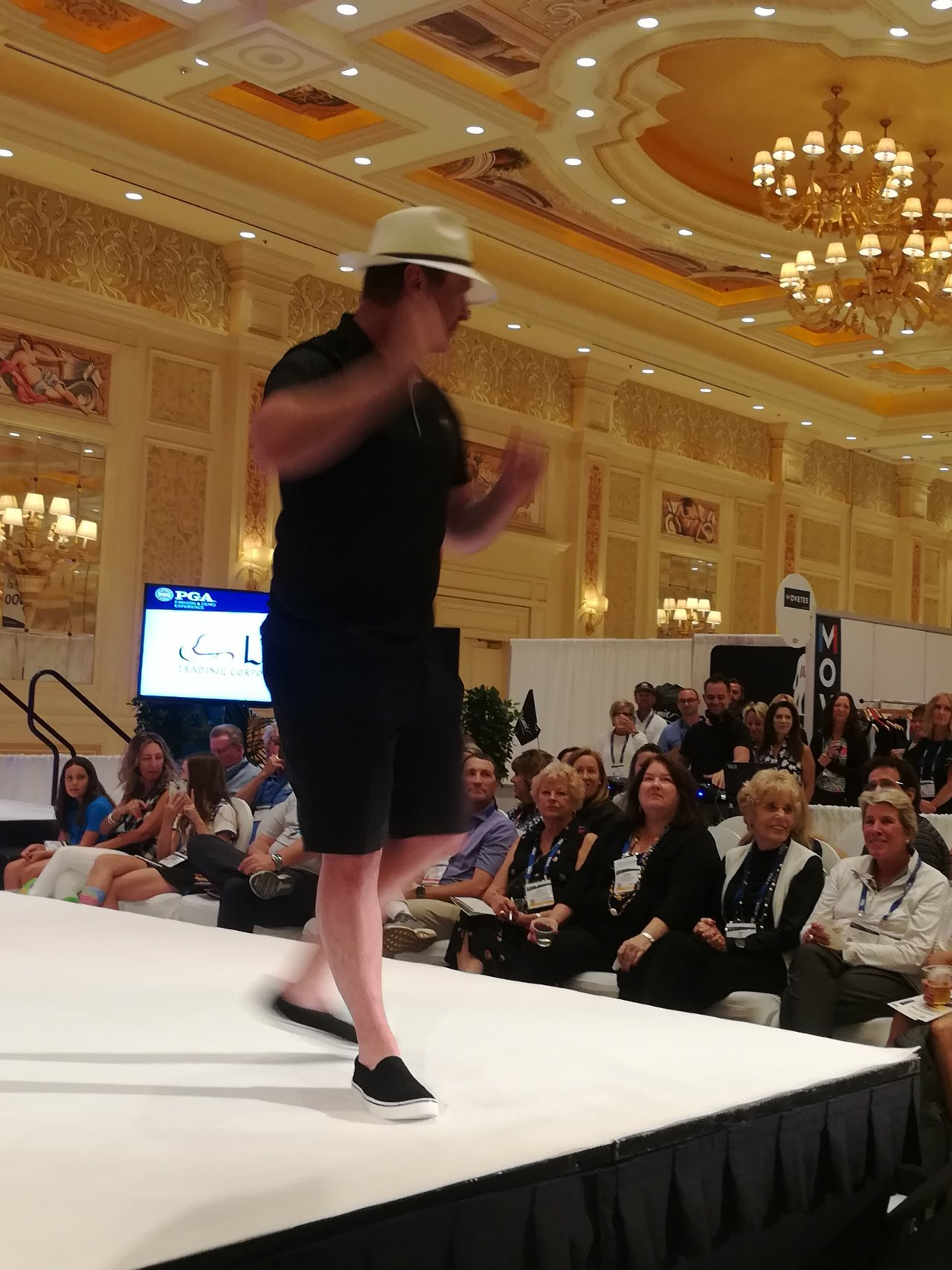 2018 Pga Fashion And Demo Experience The Venetian Hotel And Topgolf Las Vegas Nevada August 13 To 15 2018 26 Fashion Categories Newsmexx Tv