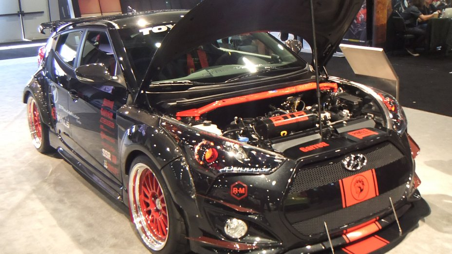 2015 SEMA Show: Annual Premier Automotive Products Trade Event, Las Vegas, Nevada 46