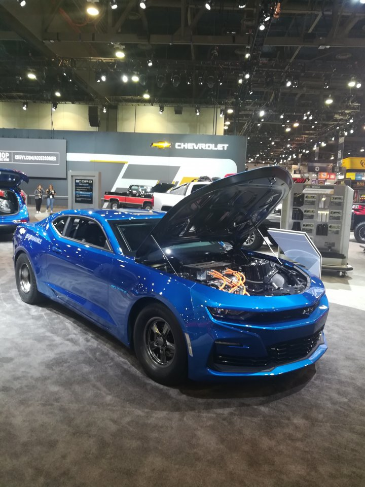 2018 SEMA and AAPEX Show: Las Vegas Convention Center and Sands Convention Center, Las Vegas, NV, HIghlitghts, Concept Cars.  26